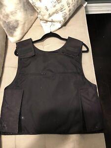Bullet Proof Vest Black Colour