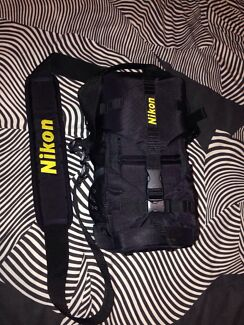 Nikon camera bag / lens bag  Concord Canada Bay Area Preview
