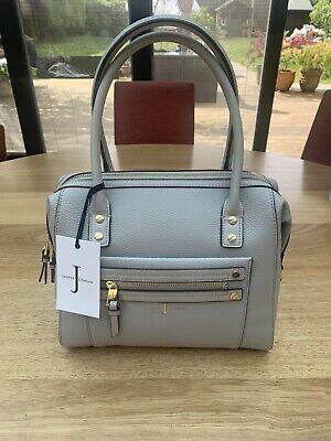 Beautiful Brand New Light Grey Jasper Conran Bag