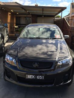 09 Holden Commodore SV6   Pascoe Vale Moreland Area Preview