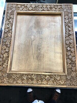 Picture Frames Carved 13 Vatican