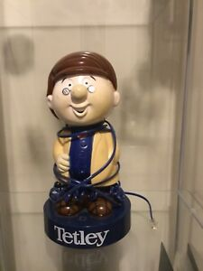Vintage Rare Tetley Novelty phone