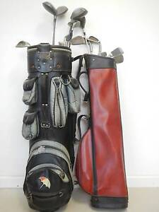 Golf clubs with bag, FREE 40 balls Applecross Melville Area Preview