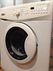 Whirlpool 7.5kg antibacterial front load washer. Madeley Wanneroo Area Preview