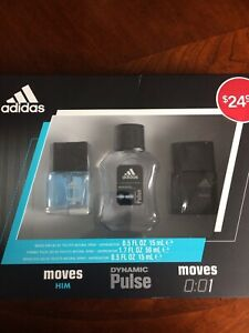 Adidas cologne gift set