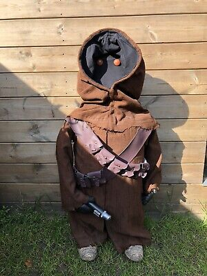 Star Wars Life Size Jawa 1:1 Scale Prop Cosplay