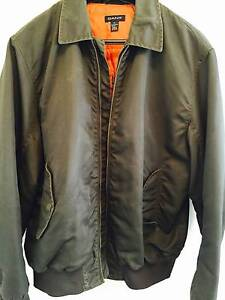 Mens GANT  Brown Bomber Jacket Scarborough Stirling Area Preview