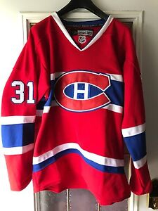 Montreal Canadiens Carey Price Jersey Chandail Size 52
