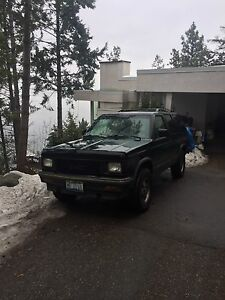1993 GMC Jimmy 4X4 Rare & Reliable