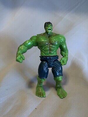 "Incredible Hulk Marvel Hasbro 5"" Action Figure"