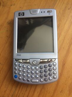 HP Ipaq 6515d windows pda in good condition