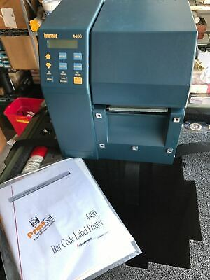 Brand New Intermec 4400 Easy Coder Label Printer In Military Shipping Container