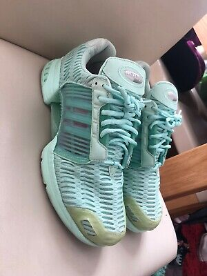 Adidas Climacool Trainers Size 10 Mens Mint