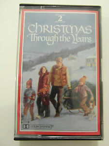 Christmas Through The Years - No 2 - Album Cassette Tape, Used Very Good