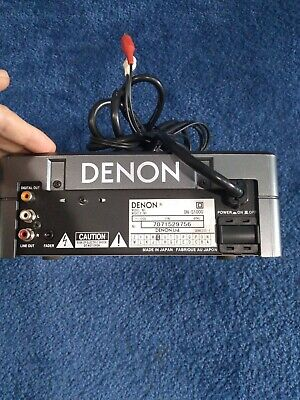 DENON CDJ Player DN-S1000 #3652