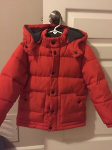 Gap coldcontrol thick puffer jacket size 5