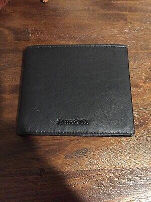 Samsonite Men's Spectr Slg Front Pocket Slimfold Wallet Black Brand New