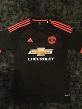 Manchester United Third Jersey 15/16 Sydney City Inner Sydney Preview