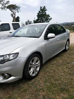 Fg xr6 Ford falcon Candelo Bega Valley Preview
