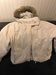 Woman's winter Bench coat