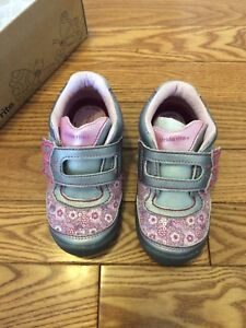 Toddler Girl Sneakers- New- Stride Rite Size 7