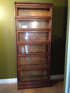 Antique Macey Barristers Bookcase