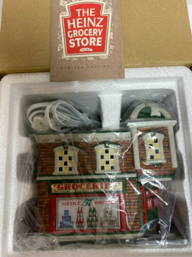 "DEPARTMENT PROFILES "" HEINZ GROCERY STORE "" NEW IN BOX"