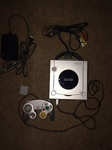 Nintendo GameCube Console With 18 Games