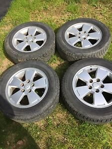 Tires from a 2006 impala lt 225/60r16