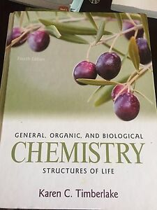 Chemistry - structures of Life