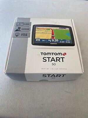 """TomTom START 50 GPS  5"""" Navigation System (4EF0.017.00)"""