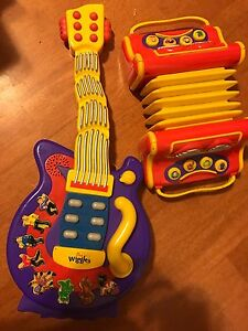 Wiggles music toy Sunshine North Brimbank Area Preview