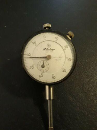 mitutoyo 2416 dial indicator