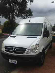 Mobile cafe/Food van project Mercedes Benz Sprinter Capital Hill South Canberra Preview