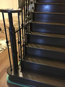Classic stairs 416-457-4624 Stratford Kitchener Area image 2