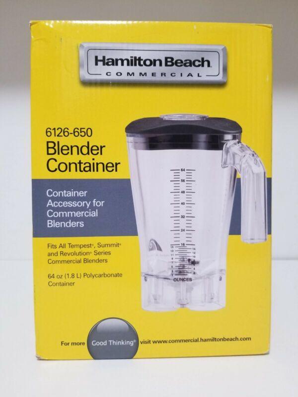 Hamilton Beach Commercial 6126-650 Blender Container