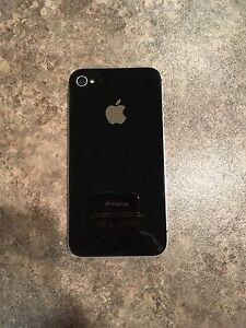 Iphone 4s Black Locked to Fido Windsor Region Ontario image 3