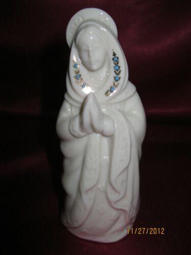LENOX  CHINA JEWELS MARY NATIVITY RARE & RETIRED.