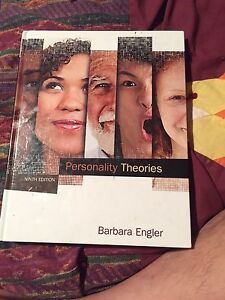 Personality Theories textbook
