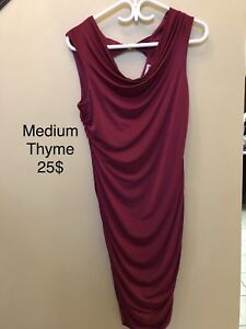 Maternity dress medium- perfect for Christmas party