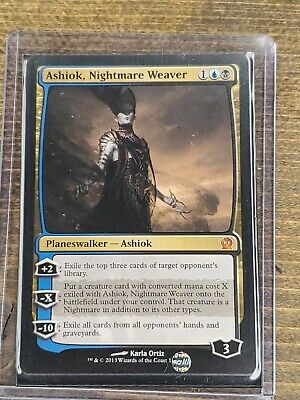 Ashiok, Nightmare Weaver ~ Packfresh ~ Theros ~ Free Shipping!!!