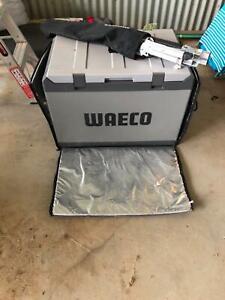 Waeco fridge cover and stand