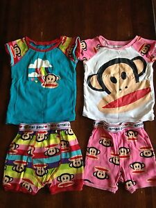 Girls Small Paul Jammie's. Size 2t