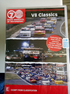 Bathurst motorsport dvd  V8 classics volume 1