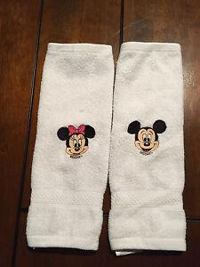 Mickey & Minnie FaceCloths