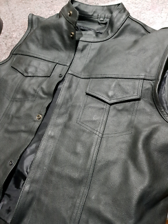 Wanted: Leather vest
