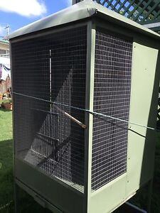 Large Enclosed Aviary Riverview Ipswich City Preview