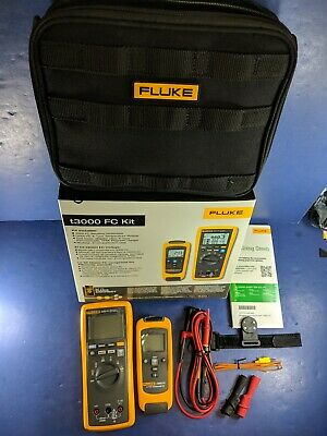 New Fluke T3000 Fc Kit Multimeter Module Accessories See Details
