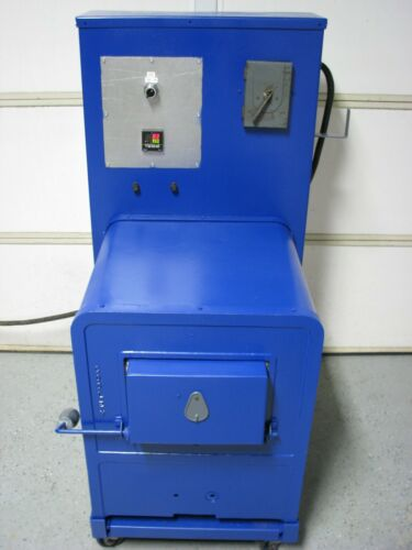 COOLEY Electric Heat Treat Draw Oven Furnace 1-phase 1300F degrees