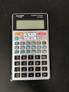 Calculatrice financière EL-738